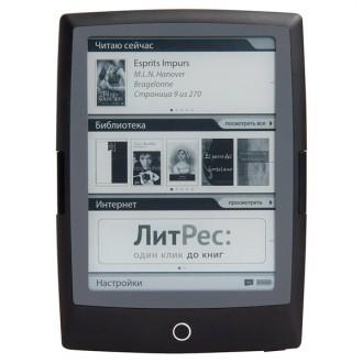 "Электронная книга Bookeen Cybook Odyssey FrontLight 2 6"" 4Gb Black"