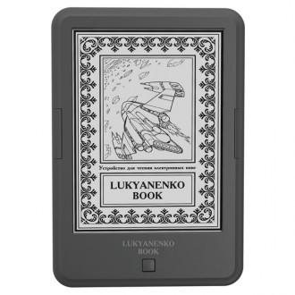 Электронная книга ONYX Lukyanenko Book Grey