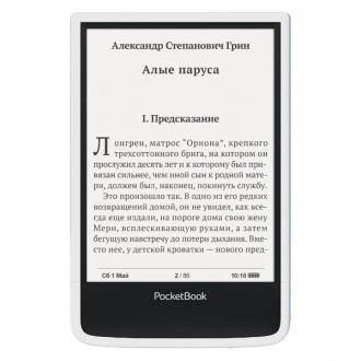 Электронная книга PocketBook Ultra 650 White