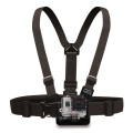 Крепление на грудь для экшн камер GoPro (GCHM30-001)Black