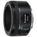 Объектив для зеркального фотоаппарата Canon EF 50mm f/1.8 STM