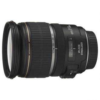 Объектив для зеркального фотоаппарата Canon EFS17-55 2.8 IS USM