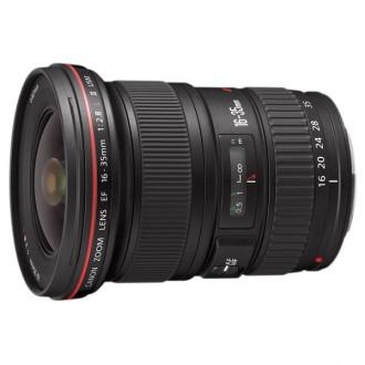 Объектив премиум Canon EF16-35 2.8L II USM