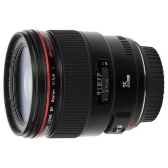 Объектив премиум Canon EF 35 f/1.4 L USM