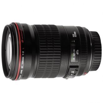 Объектив для зеркального фотоаппарата Canon EF 135 2.0 L USM