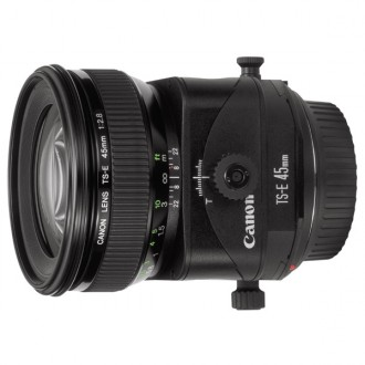 Объектив премиум Canon TS-E 45 F2.8