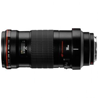 Объектив для зеркального фотоаппарата Canon EF 180mm f/3.5L Macro USM