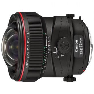 Объектив для зеркального фотоаппарата Canon TS-E 17mm f/4L