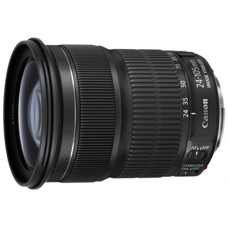 Объектив для зеркального фотоаппарата Canon EF 24-105mm f/3.5-5.6 IS STM
