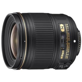 Объектив премиум Nikon AF-S NIKKOR 28mm f/1.8G