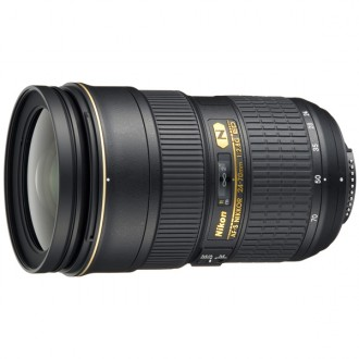Объектив премиум Nikon 24-70mm f/2.8G ED AF-S Nikkor