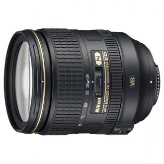 Объектив премиум Nikon AF-S NIKKOR 24-120mm f/4G ED VR