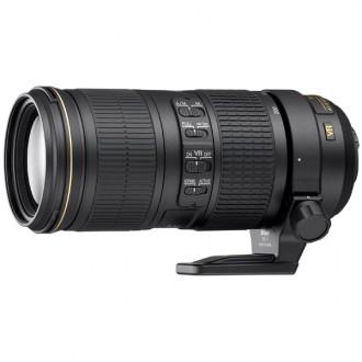Объектив премиум Nikon AF-S Nikkor 70-200mm f/2.8G ED VR II