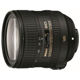 Объектив для зеркального фотоаппарата Nikon 24-85mm f/3.5-4.5G ED VR AF-S Nikkor