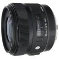 Объектив для зеркального фотоаппарата Sigma 30mm f/1.4 DC HSM Art CANON