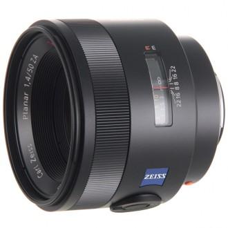 Объектив премиум Sony Carl Zeiss Planar T* 50mm f/1.4 ZA SSM