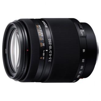 Объектив для зеркального фотоаппарата Sony SAL18250 F3.5-6.3