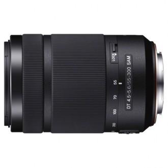 Объектив для зеркального фотоаппарата Sony SAL55300