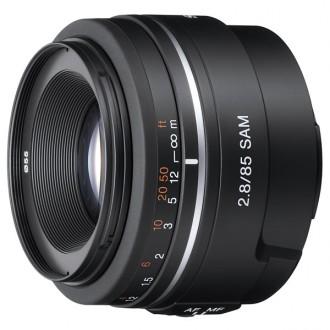 Объектив для зеркального фотоаппарата Sony SAL85 F28
