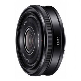 Объектив для системного фотоаппарата Sony SEL20F28//Q