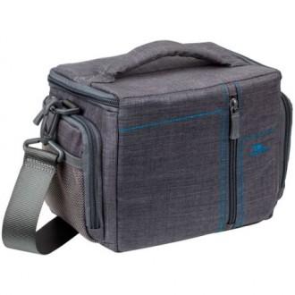 Сумка для DSLR камер Riva 7502 Gray