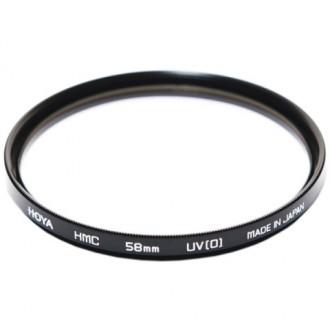 Светофильтр премиум Hoya HMC UV 58 mm