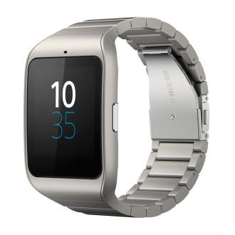 Смарт-часы Sony SmartWatch 3 SWR50 Metal
