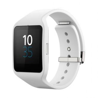 Смарт-часы Sony 3 SWR50  Rubber White
