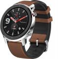 Смарт-часы Xiaomi Amazfit GTR 47mm Stainless Steel Black