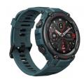 Умные часы Amazfit T-Rex Pro Steel Blue A2013 (6972596102519)