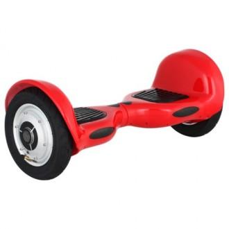 """Гироскутер MoveOn SUVM 10"""" Red"""