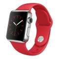 Смарт-часы Apple Watch 42mm Stainless Steel with Sport Band (PRODUCT) RED MLLE2RU/A