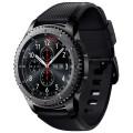 Смарт-часы Samsung Gear S3 Frontier (SM-R760NDAASER) Silicone Black