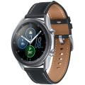 Часы Samsung Galaxy Watch3 45 мм Stainless Серебро (SM-R840NZSACIS)