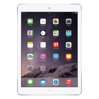 Планшет Apple iPad Air 16Gb Wi-Fi + Cellular Silver MD794RU/B
