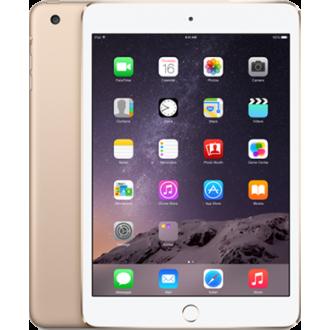 Планшет Apple iPad mini 3 128Gb Wi-Fi + Cellular Gold MGYU2RU/A