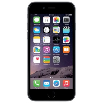 Смартфон Apple iPhone 6 Plus 64Gb Space Gray MGAH2RU/A
