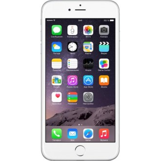 Смартфон Apple iPhone 6 Plus 64Gb Silver MGAJ2RU/A