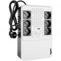 Интерактивный ИБП Legrand KEOR Multiplug 600VA (3 100 81) new (310081)White