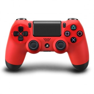 Геймпад для Playstation 4, Dualshock 4 для PS4 CUH-ZCT1E PS719201199 Red