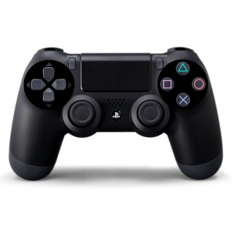 Геймпад для Playstation 4, Dualshock 4 CUH-ZCT1E PS719212089 Black