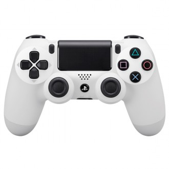 Геймпад для Playstation 4, Dualshock 4 для PS4CUH-ZCT1E PS719453314 White