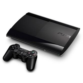 Игровые приставка Sony PlayStation 3 Super Slim 12Gb CECH-4308A