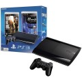 Игровая консоль PlayStation 3 Sony 12GB + Одни из нас + Gran Turismo 6 (CECH-4308A)