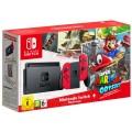 Игровая приставка Nintendo Switch Red Super Mario Odyssey Bundle (ConSWT8)Red