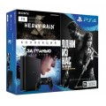 Игровая приставка Sony PlayStation 4 Slim 1 ТБ Quantic Dream + игры: THE LAST OF US, BEYOND TWO SOULS, HEAVY RAIN (CUH-2008B) Black
