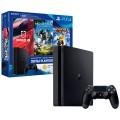 Игровая приставка Sony PlayStation 4 500 ГБ + Driveclub, Horizon Zero Dawn, Ratchet & Clank + PS plus (3 мес.)