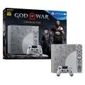 Игровая консоль PlayStation 4 Pro 1TB God of War Limited Edition (CUH-7108B)Silver
