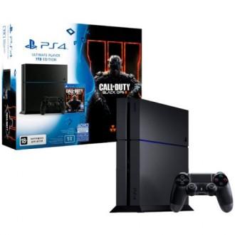 Игровая консоль PlayStation 1TB+Call of Duty Black Ops III