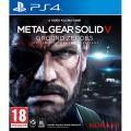 Видеоигра для PS4 Медиа Metal Gear Solid V: Ground Zeroes